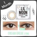 LILMOON CREAM GREGE 1MONTH 度なし/度あり