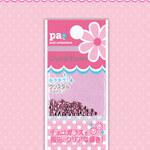 pa|クリスタルストーン ピンク ss6 55粒 chek04