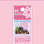 pa|クリスタルストーン マルチ ss10/5種 (各)10粒 chek09